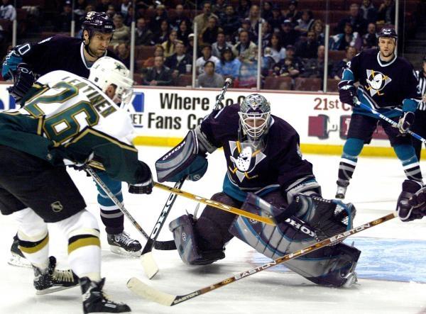 NHL Classsic games: Dallas Stars - Mighty Ducks of Anaheim