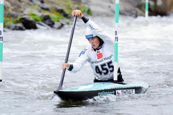 Vodním slalom: ME juniorů 2021 Slovinsko
