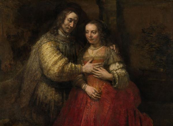 Velikáni umění: Rembrandt