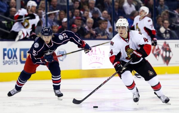 Ottawa Senators - Columbus Blue Jackets