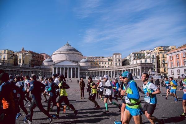 Běh: Napoli City Half Marathon