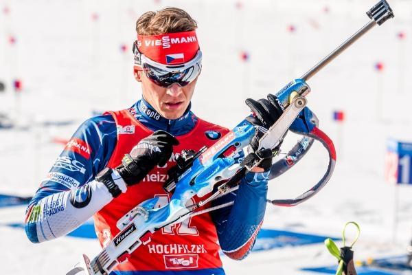 Biatlon: SP Rakousko