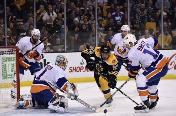 New York Islanders - Boston Bruins