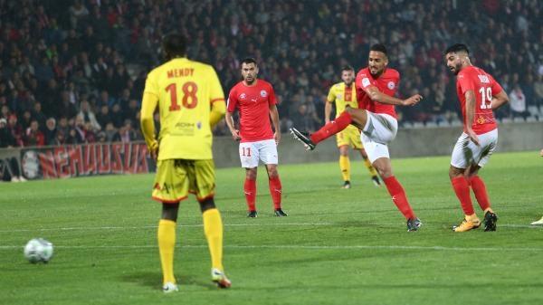 Nîmes Olympique - AS Saint-Étienne