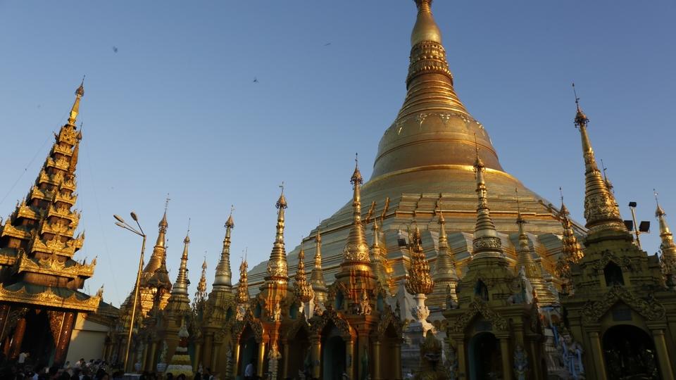Dokument Barma - Ztracené království
