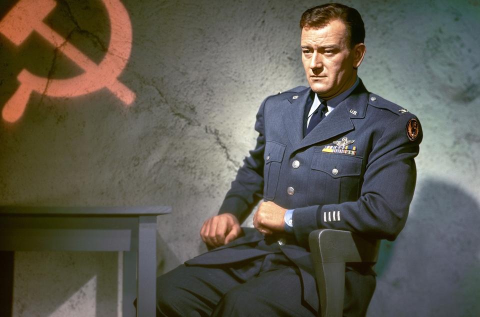 Dokument John Wayne, mýtus a skutočnosť