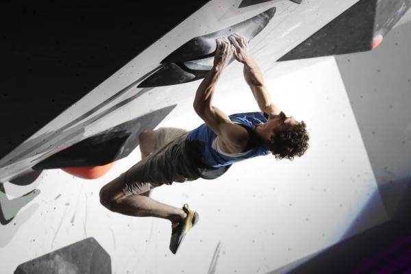 Extrémní sport: SP v lezení 2020 Francie