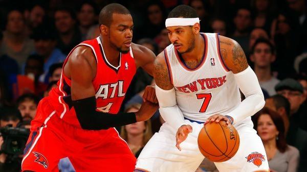NBA Classic Games: Atlanta Hawks - New York Knicks