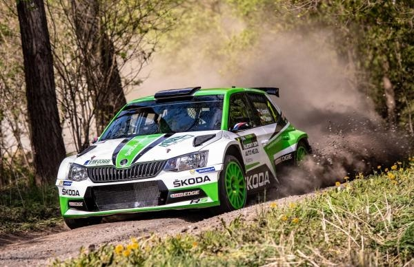 Svět motorů: M ČR Rallye