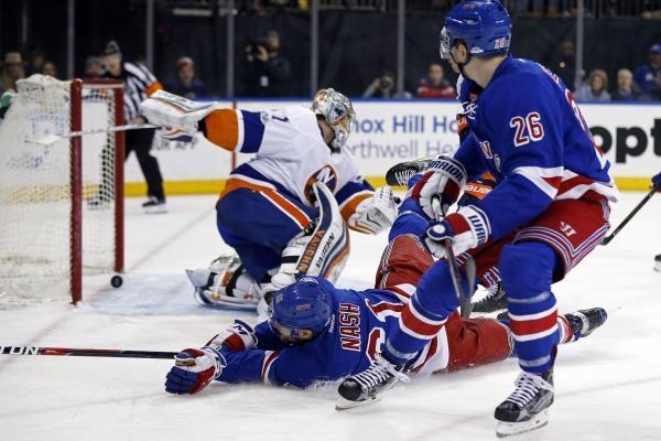New York Rangers - New York Islanders