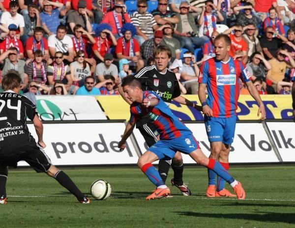 Fotbal: FC Viktoria Plzeň - 1. FK Příbram
