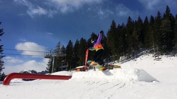 ODM 2020: Snowboarding