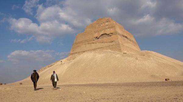 Starověký Egypt: Pyramidy