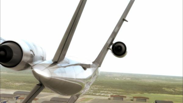 Dokument Pašeráci - Pád letadla!