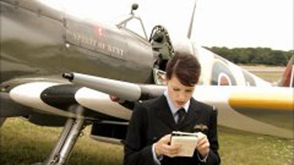 Dokument Dámy na Spitfirech