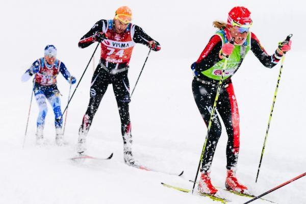 Klasické lyžování: ČT Šumavský skimaraton