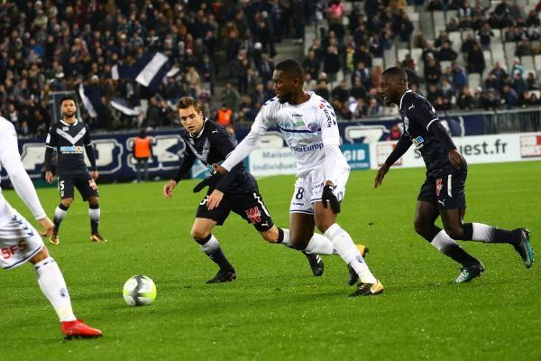 Girondins Bordeaux - Racing Strasbourg