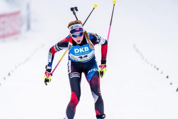 Biatlon - SP 2019/2020 - ženy