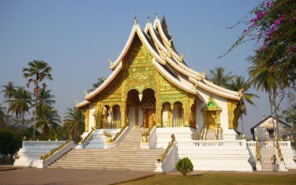 Laos, země slonů