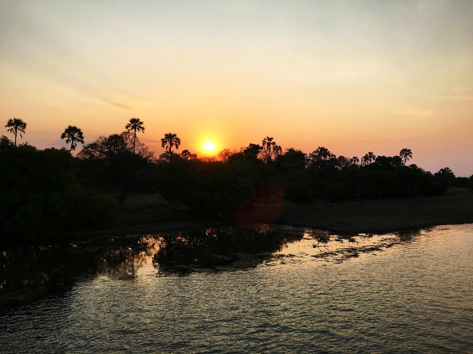 Dokument Po řece Zambezi