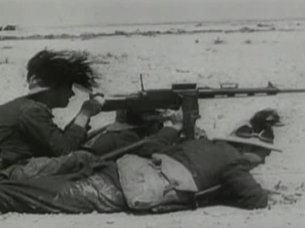 Dokument Pouštní válka