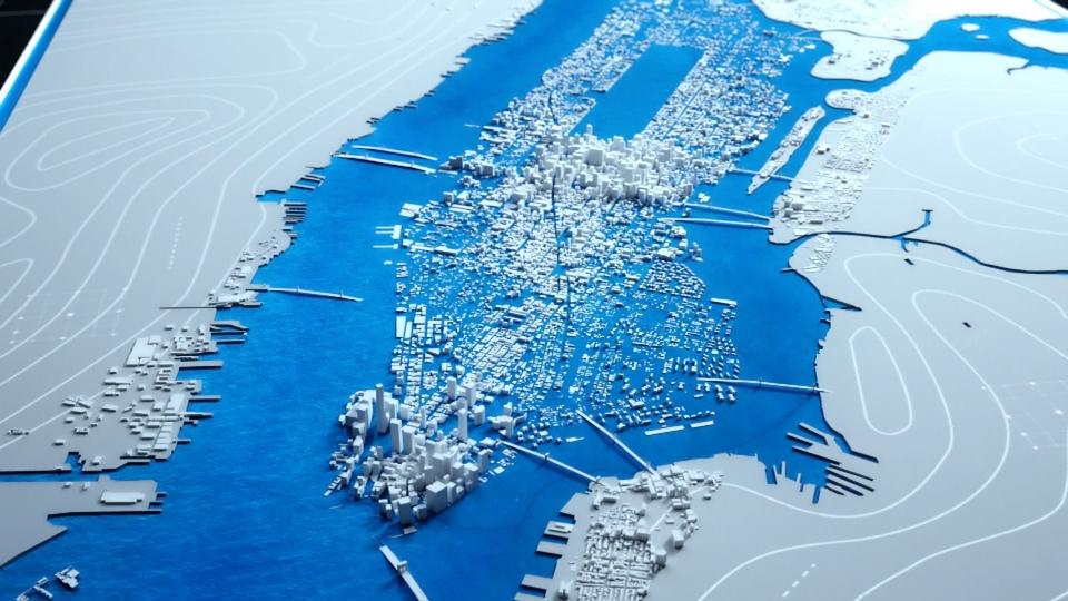 Dokument Záchrana New Yorku