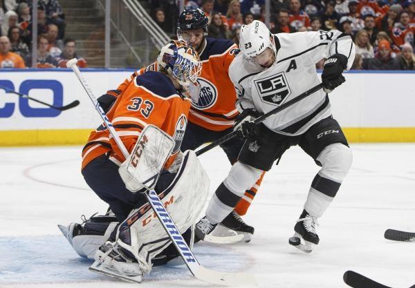 Los Angeles Kings - Edmonton Oilers