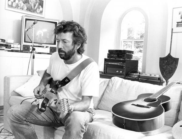 Dokument Legendy pop-rocku: Eric Clapton