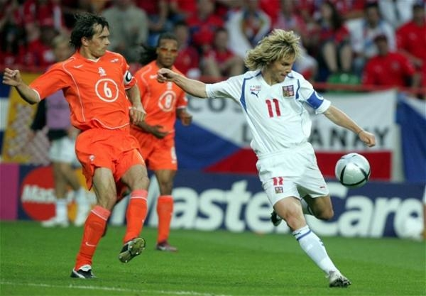 Fotbal: Česko - Nizozemsko