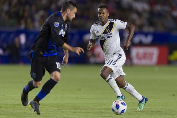 Cali Classico 2012: San Jose Earthquakes - LA Galaxy