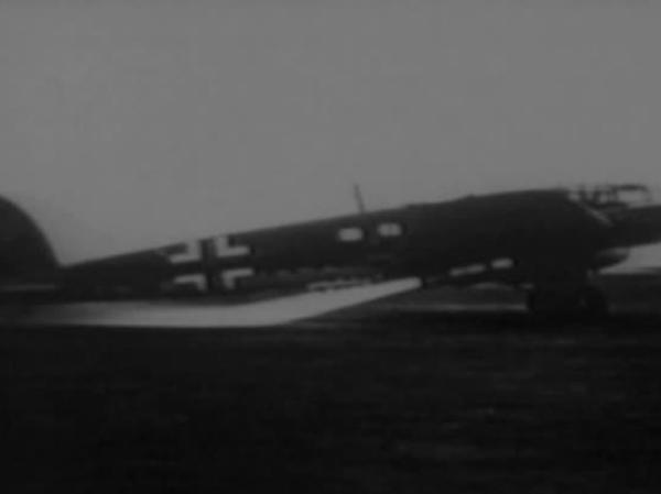 Dokument Luftwaffe ve válce