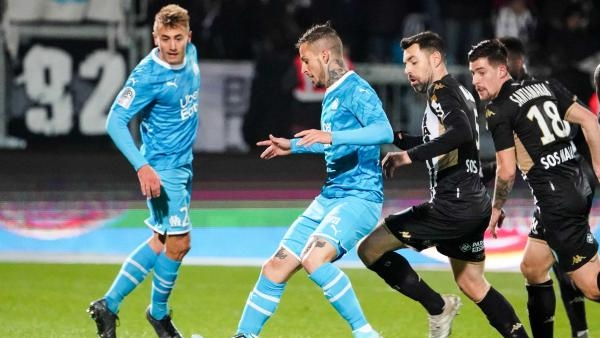 Olympique Marseille - Angers SCO