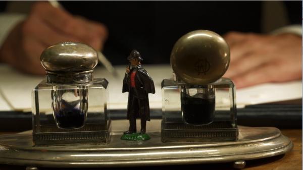 Dokument Sherlock Holmes versus Conan Doyle