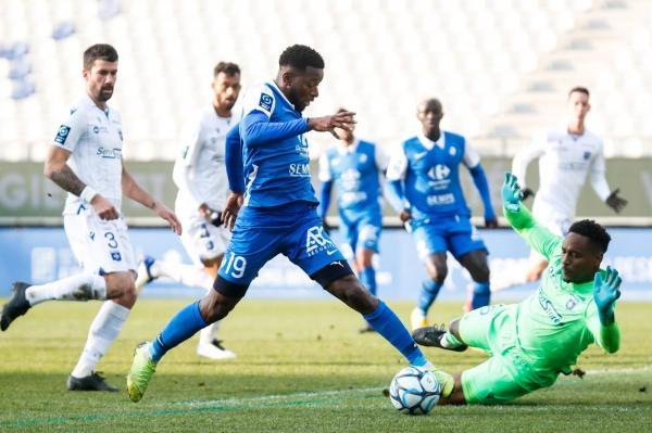 AJ Auxerre - Grenoble Foot 38