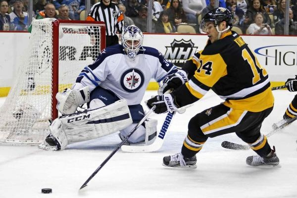 Winnipeg Jets - Pittsburgh Penguins