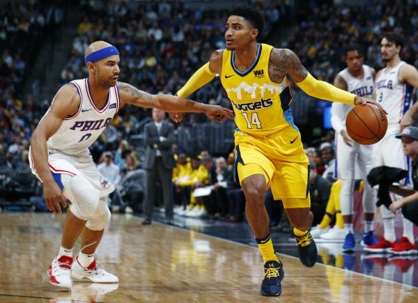 Philadelphia 76ers - Denver Nuggets
