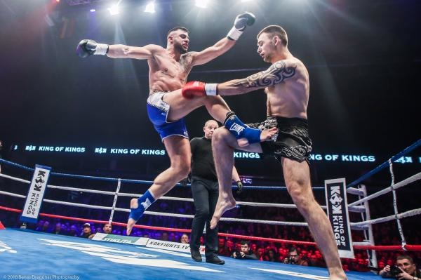 Superkombat fighting championship, 31.03.2018