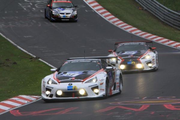 24H Nürburgring 2000