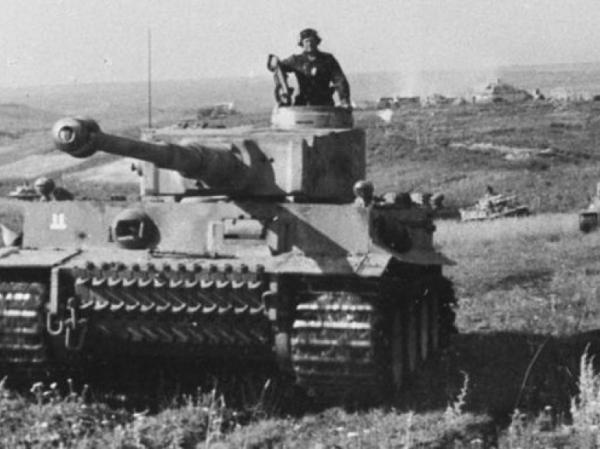 Dokument Bitva u Kurska