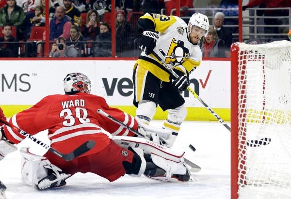 Pittsburgh Penguins - Carolina Hurricanes