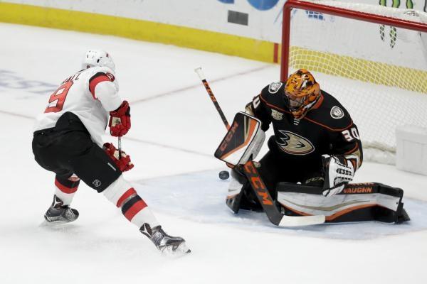 New Jersey Devils - Anaheim Ducks