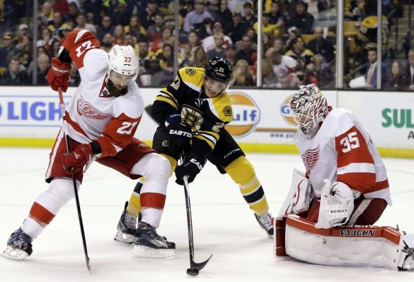 Boston Bruins - Detroit Red Wings