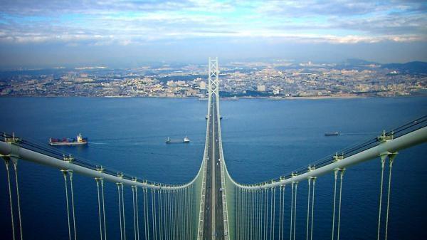 Nejúžasnější mosty světa