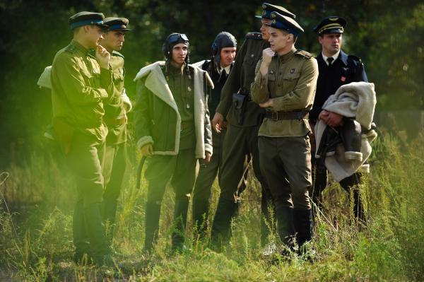 Dokument Legendární letadla východní fronty