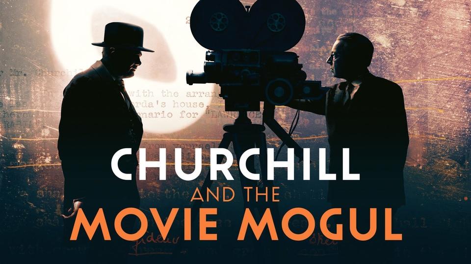 Dokument Churchill a filmový magnát