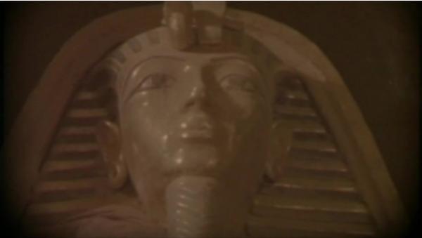 Dokument Kletba faraonů