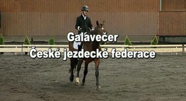 Galavečer České jezdecké federace