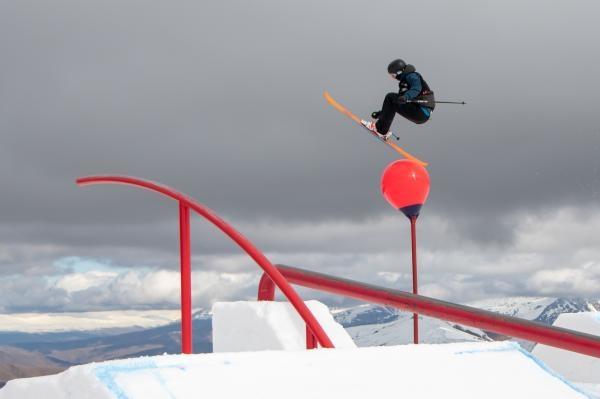 Winter Games NZ - Freeski & Snowboard Slopestyle