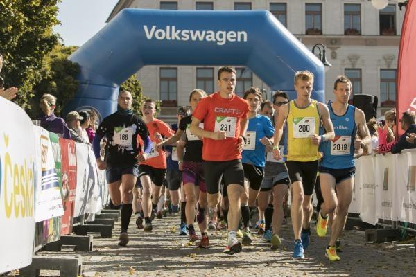 Sport vregionech: CITY CROSS RUN & WALK Česká Lípa