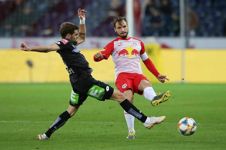 SK Puntigamer Sturm Graz - FC Red Bull Salzburg